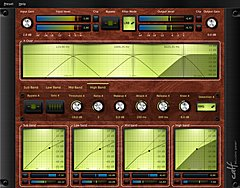 Calf - Multiband Compressor