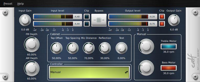 Calf Studio Gear - GNU/Linux Audio Plug-Ins